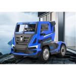 Ηλεκτροκίνητο Παιδικό Φορτηγό Τύπου Mercedes Benz 12V σε Μπλε 3400104