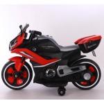 Ηλεκτροκίνητη Μηχανή 6V Vision Consept 9centro Motor κόκκινη 3590077