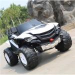 Ηλεκτροκίνητο Παιδικό Αυτοκίνητο – Jeep 4Χ4 12V σε Λευκό FB-6678